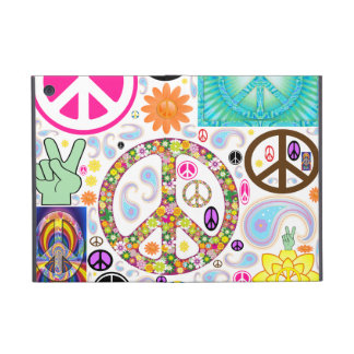 Peace Collage Case For iPad Mini