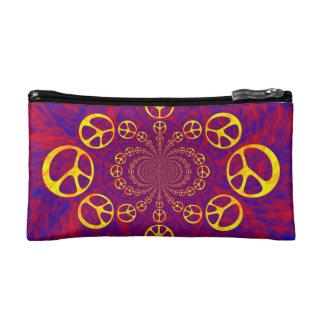"""Peace"" Cosmetic Bag"