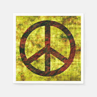 Peace Disposable Napkin
