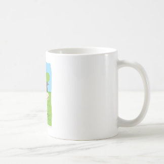 Peace Dog - Paw of Attraction Coffee Mug