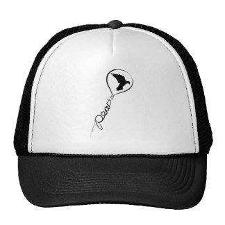 Peace Dove Balloon Hat