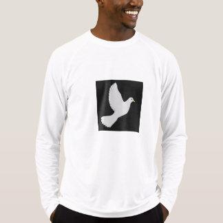 Peace Dove Men s long sleeve top T Shirts