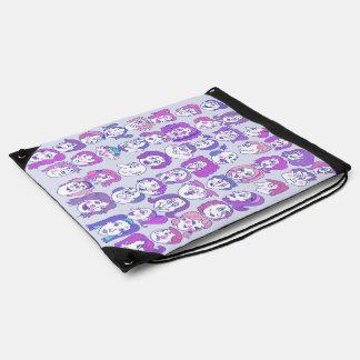 Peace Drawstring Bags