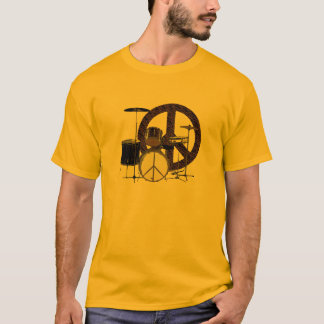 Peace Drums T-Shirt