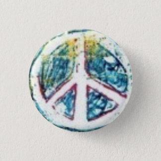 Peace Dude! 3 Cm Round Badge
