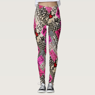 Peace & Equal Rights Tights