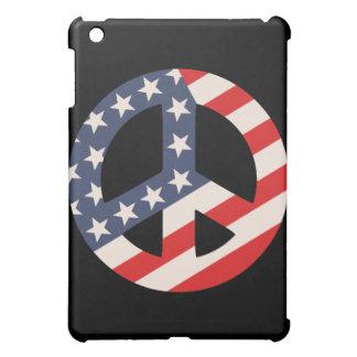 Peace Flag -Diag iPad Mini Covers