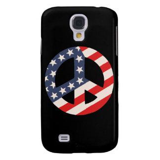 Peace Flag -Diag Samsung Galaxy S4 Cases