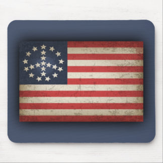 Peace Flag -xdist Mouse Pad