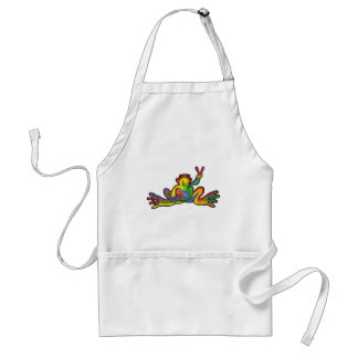 Peace Frog Standard Apron