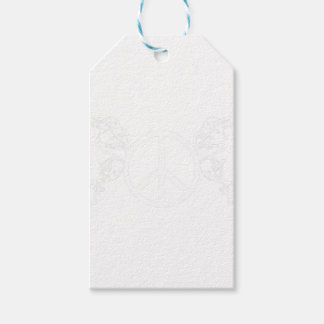 peace gift tags