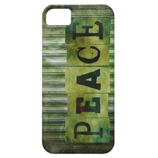 Peace grunge case