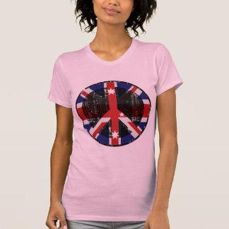 Peace In Australia T-Shirt