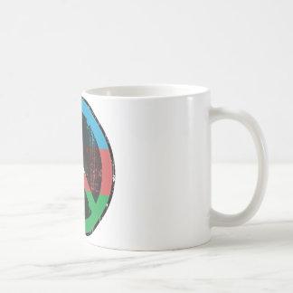Peace In Azerbaijan Coffee Mug