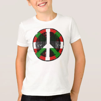 Peace In Basque T-Shirt