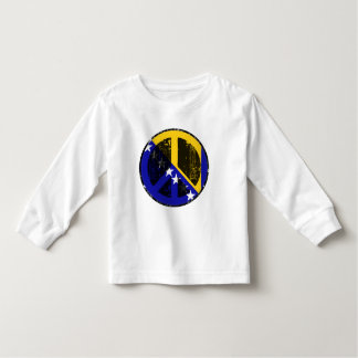 Peace In Bosnia Herzegovina Toddler T-Shirt