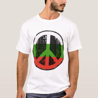 Peace In Bulgaria T-Shirt