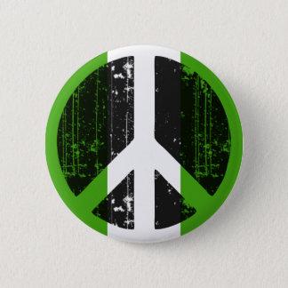 Peace In Nigeria 6 Cm Round Badge