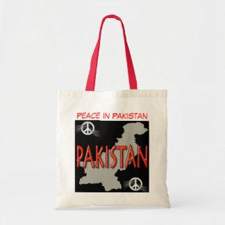 Peace in Pakistan bag