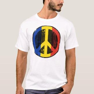 Peace In Romania T-Shirt