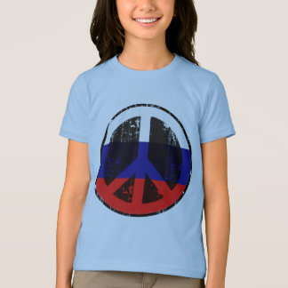 Peace In Russia T-Shirt