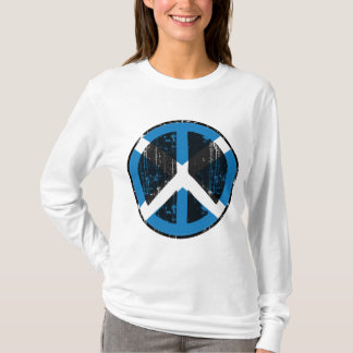 Peace In Scotland T-Shirt