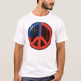 Peace In Taiwan T-Shirt