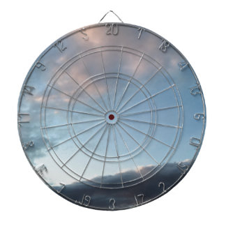 Peace in the midst of a storm dartboard