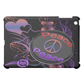 Peace  iPad mini case