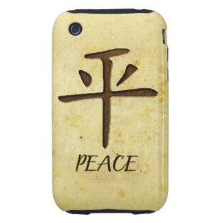 Peace iPhone 3G/3GS Case Mate Tough Tough iPhone 3 Cases