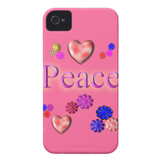 Peace iPhone 4 Cases