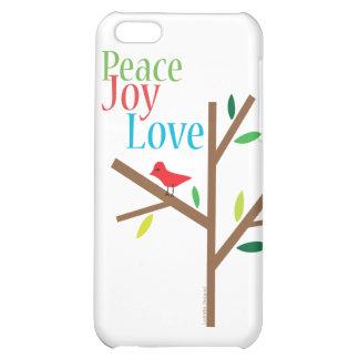 Peace Joy Love Hope iPhone 5C Cases