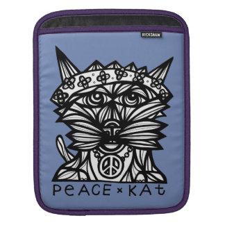 """Peace Kat"" Ipad Sleeve Case"