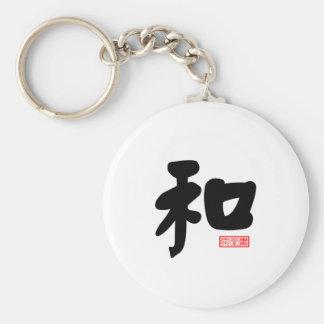 Peace Key Chain
