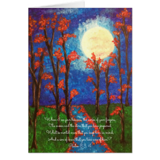 Peace Like a River~Scripture Card