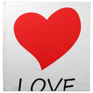 peace love14 napkin