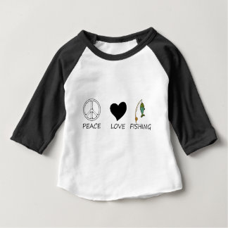 peace love18 baby T-Shirt