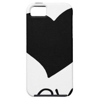 peace love18 iPhone 5 case