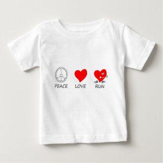 peace love20 baby T-Shirt