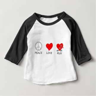 peace love20 baby T-Shirt