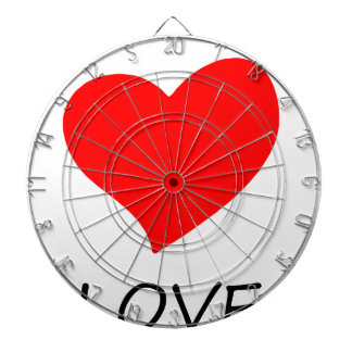 peace love20 dartboard