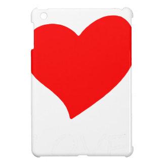 peace love21 cover for the iPad mini
