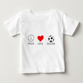 peace love25 baby T-Shirt