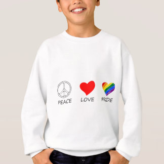 peace love26 sweatshirt