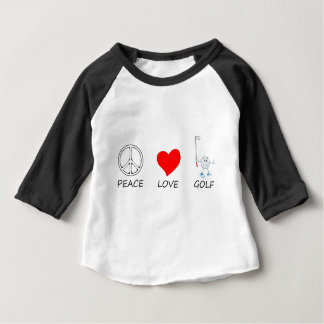peace love27 baby T-Shirt