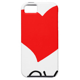 peace love33 iPhone 5 case