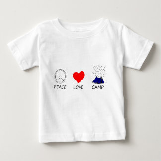 peace love35 baby T-Shirt