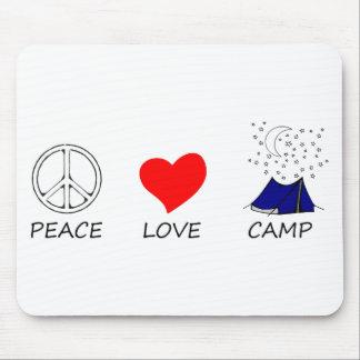 peace love35 mouse pad