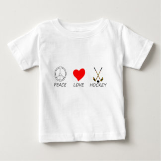 peace love36 baby T-Shirt