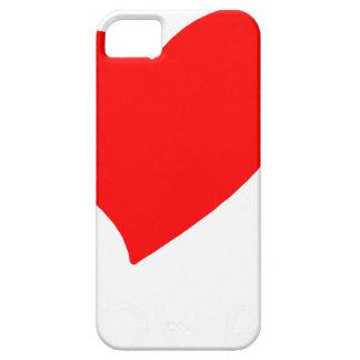peace love37 iPhone 5 case